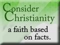 Consider Christianity