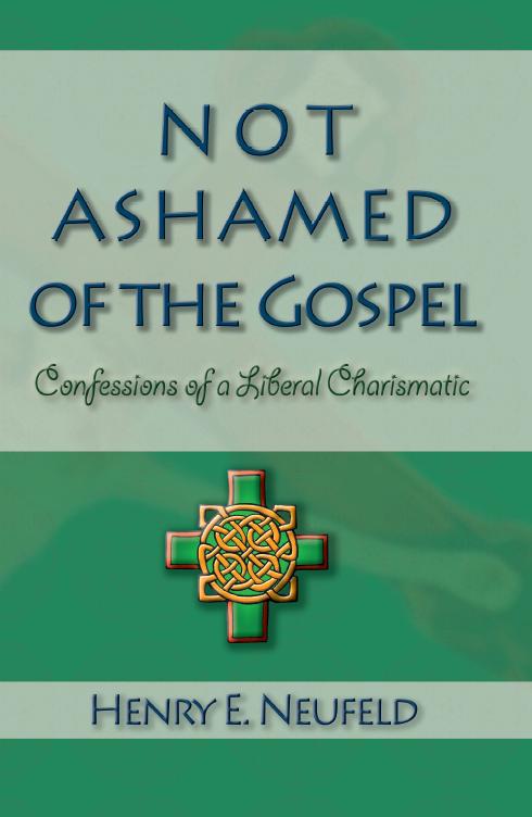 Front Cover - Not Ashamed of the Gospel