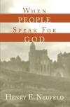 When People Speak for God