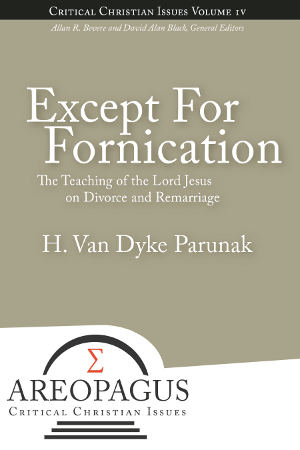 Except for Fornication Front Cover