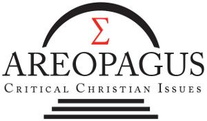 Areopagus Critical Christian Issues series logo