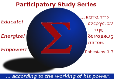 Participatory Study Series from Energion