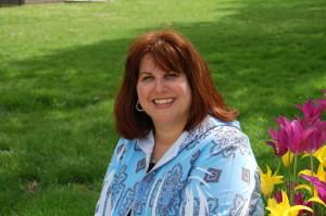 Shauna Hyde, author of Victim No More!