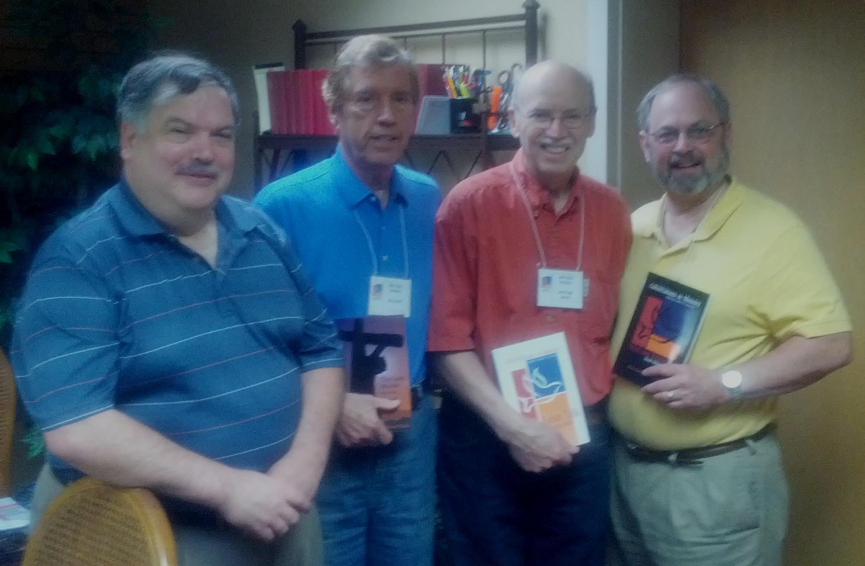 APC Convention 2013 authors